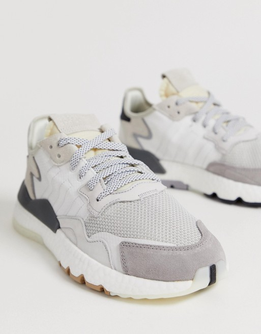 adidas Nite Jogger shoes grey